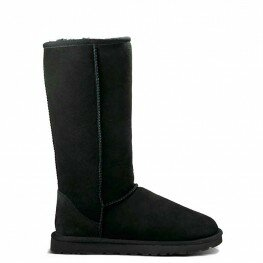 Ugg Classic Tall Black - угги Высокие Черные