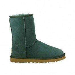 Ugg Classic Short Pineneedle - Угги Темно-зеленые