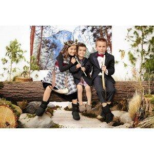 Детские угги – комфорт и стиль